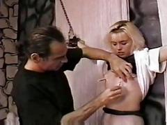 Punish a hot slave hotty