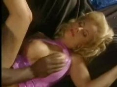 Black wang fucking her in classic scene